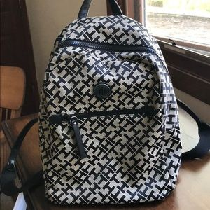 Tommy Hilfiger Backpack Purse